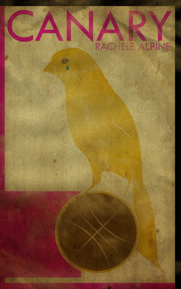 Canary Rachele Alpine Book Cover