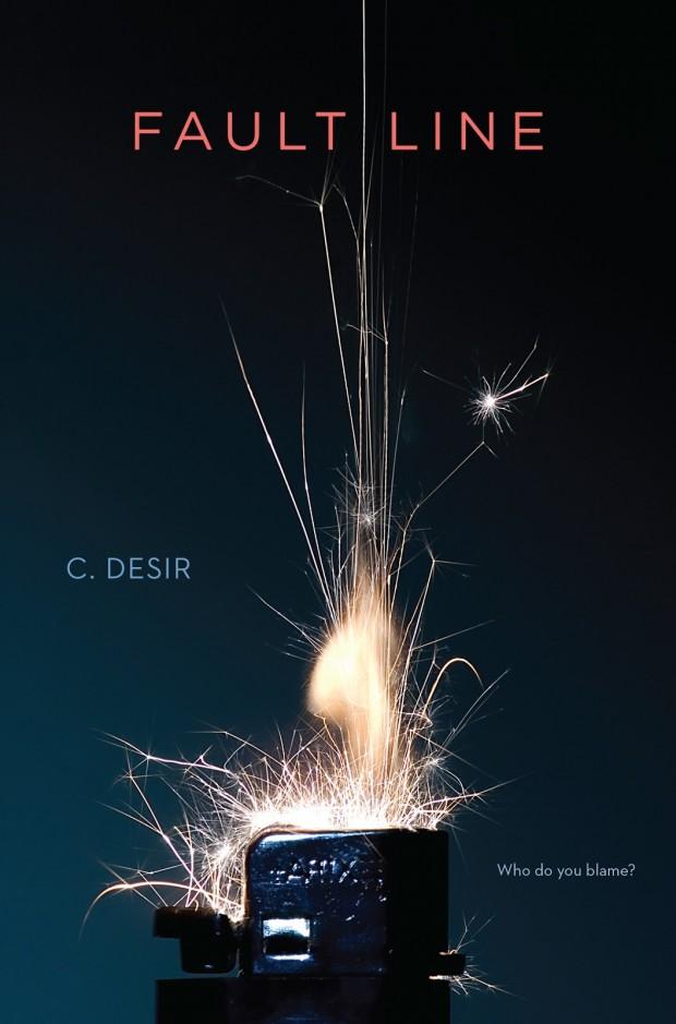 Fault Line C Desir Book Cover