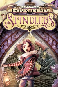 The Spindlers Lauren Oliver Book Review