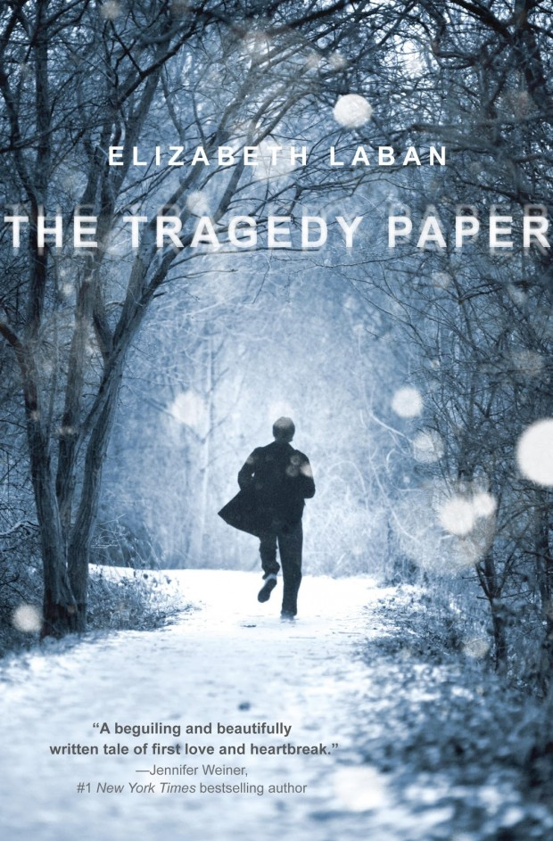 The Tragedy Paper Elizabeth LaBan Book Cover