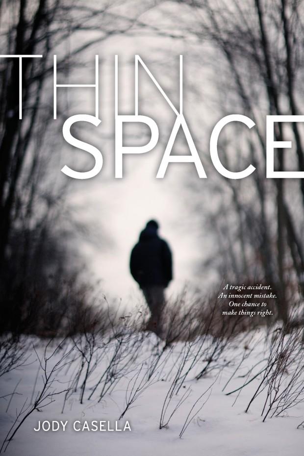 Thin Space Jody Casella Book Cover