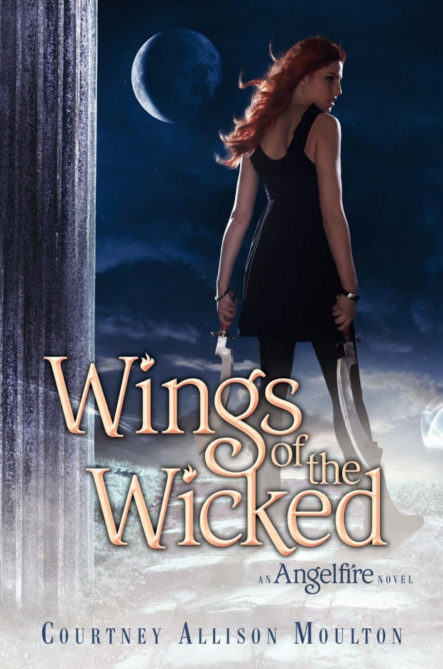 Wings of the Wicked   Courtney Allison Moulton