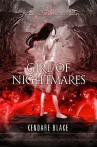 Girl of Nightmares Cover