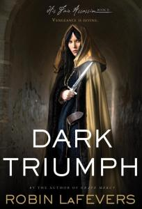 Dark Triumph | Robin LaFevers | Book Review