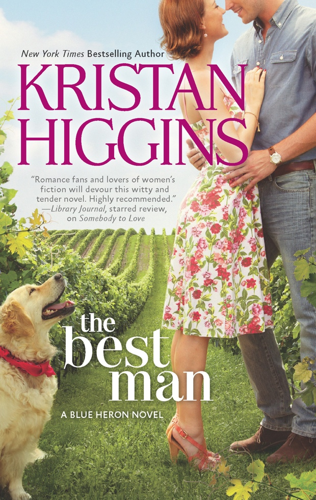The Best Man by Kristan Higgins | Good Books And Good Wine