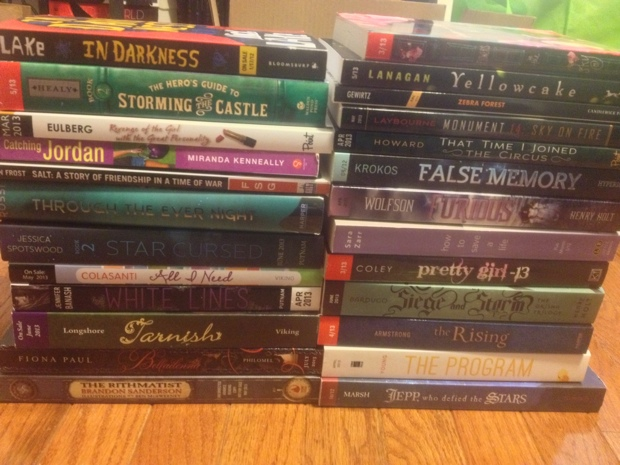 25 Books To Read By BEA