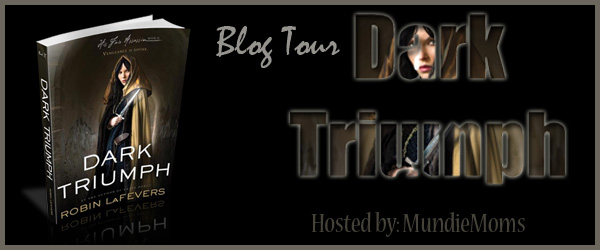 Dark Triumph Banner | Good Books And Good Wine