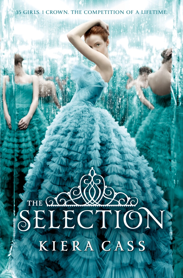 The Selection by Kiera Cass | Good Books And Good Wine