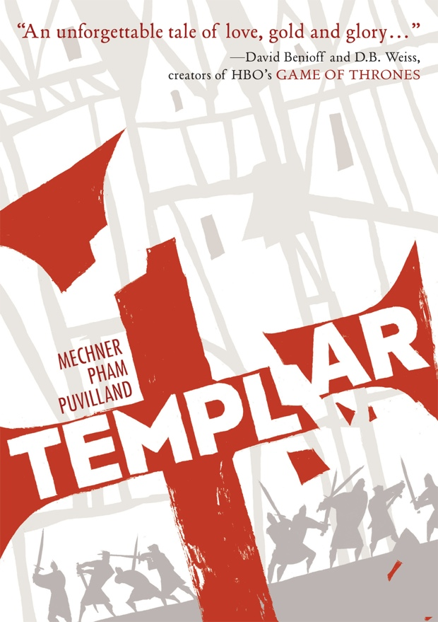Templar by Jordan Mechner | Good Books And Good Wine
