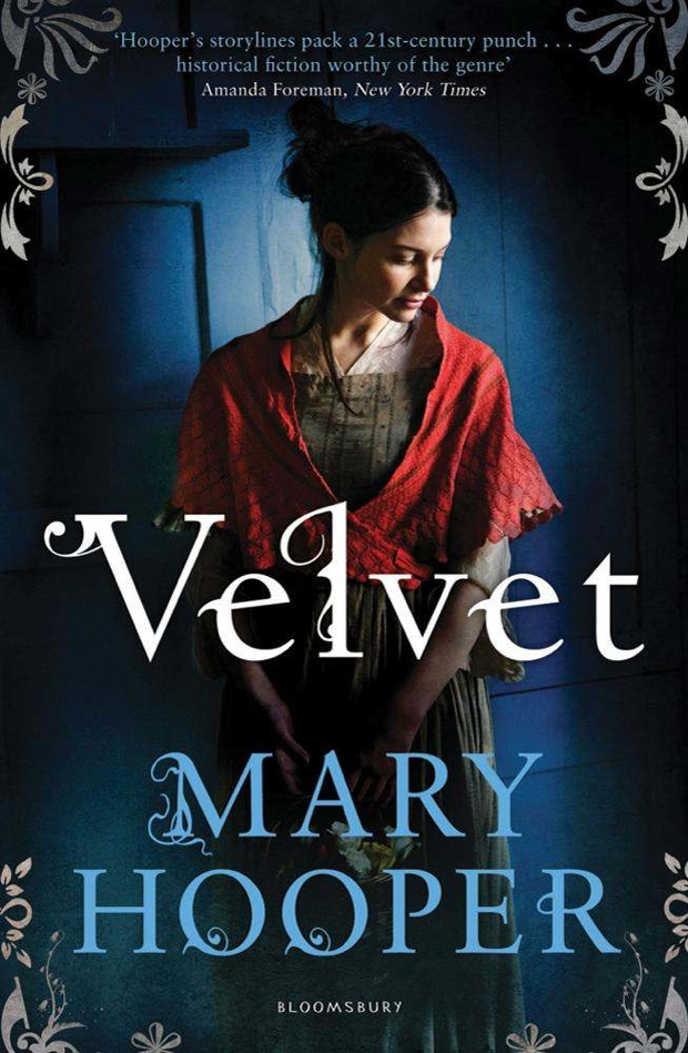 Velvet by Mary Hooper | Good Books And Good Wine
