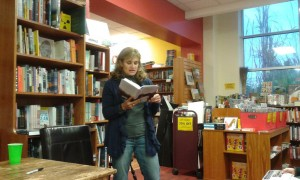 Kimberly Sabatini Reading