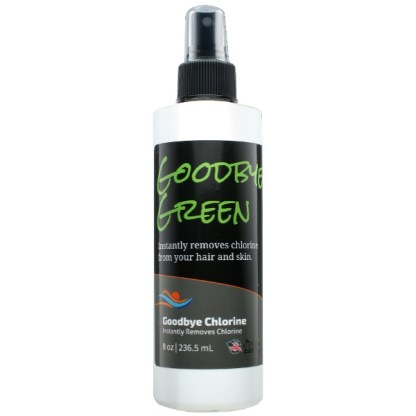 Anti-Chlorine Spray for Swimmers