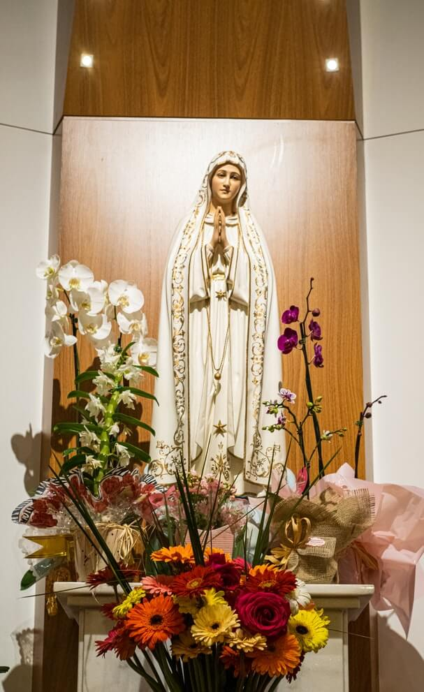 Our Lady of Fatima Seminary, Erechim, Brazil. Photo by Mateus Campos Felipe.