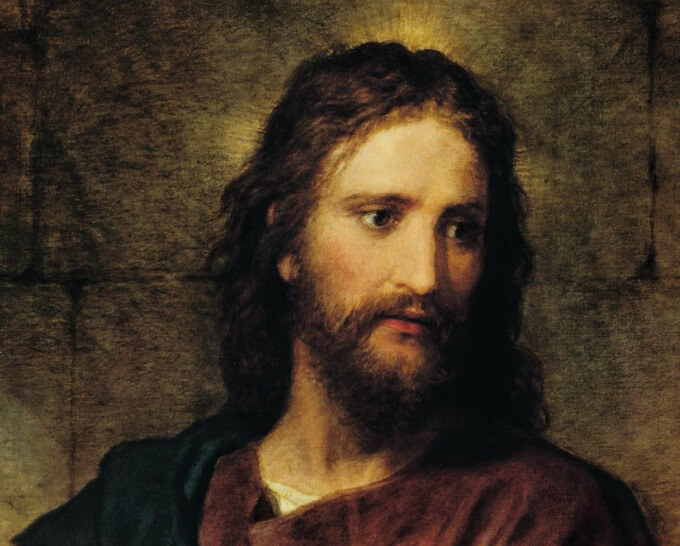 Jesus Christ by Hoffman