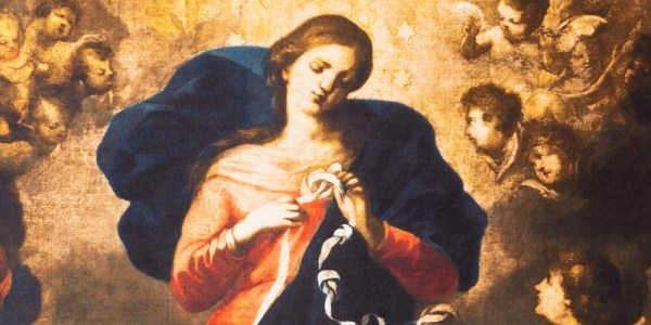 Mary Undoer of Knots: A Devotion for All Life's Tangles