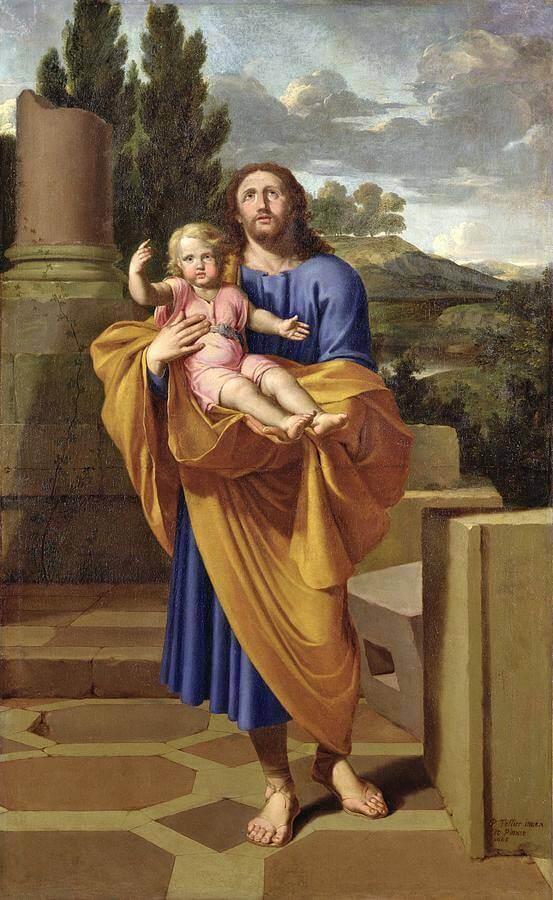 St. Joseph by Pierre Letellier
