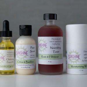Face Care Kit Mature & Sensitive Skin