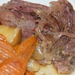 Oh-So-Easy Pot Roast Dinner