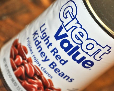 Can of Kidney Beans