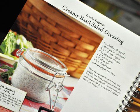 Homemade Salad Dressing