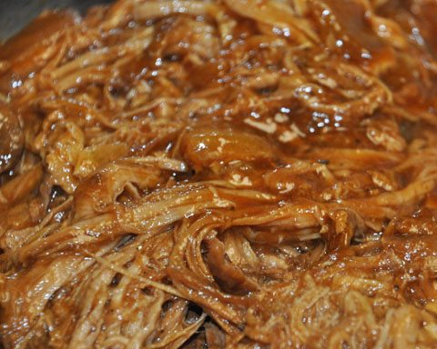 Honey BBQ Pork