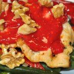 Summer Raspberry Chicken