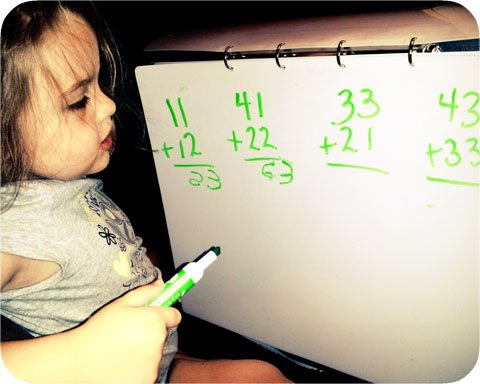 10 Ways to Use a Dry Erase Board