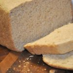 Homestyle Oatmeal Bread