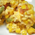 Sweet Corn and Rice Casserole