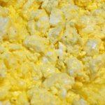 Oven Scrambled Eggs- Light Version