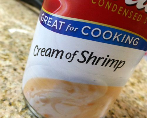 Cream of Shrimp