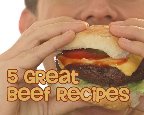 Great Beef Recipes