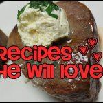 5 Recipes He'll Love