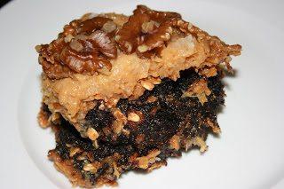 Crock Pot 5 Layer Brownie