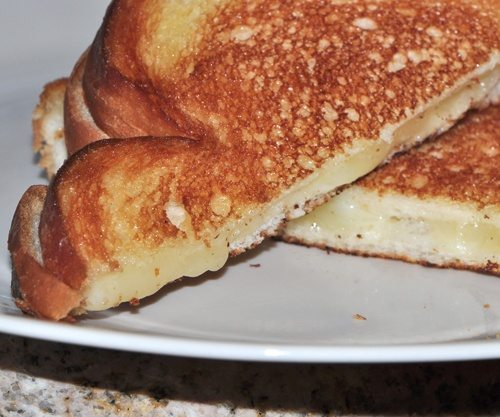 Havarti Grilled Cheese