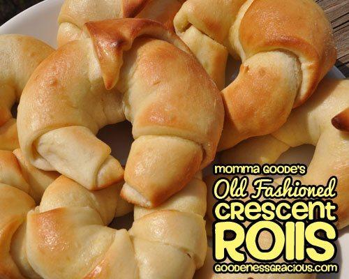 Homemade Dinner Roll