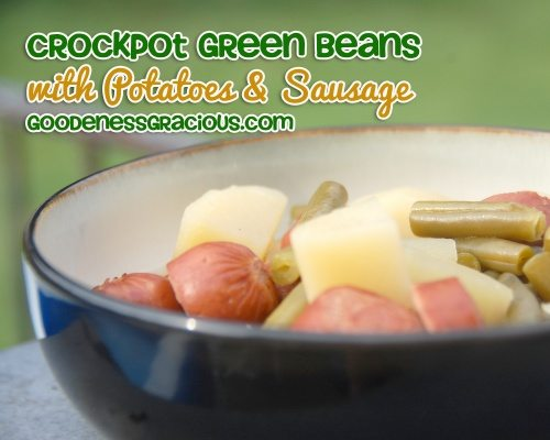 Slowcooker Green Beans