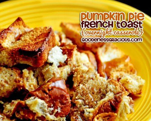 Make Ahead Breakfast Casserole
