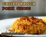 Crispy Ranch Pork Chops