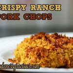 Crispy Ranch Pork Chops