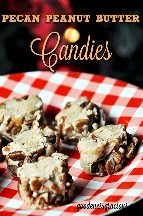Peanut Butter Candy