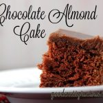 Chocolate Almond Cake