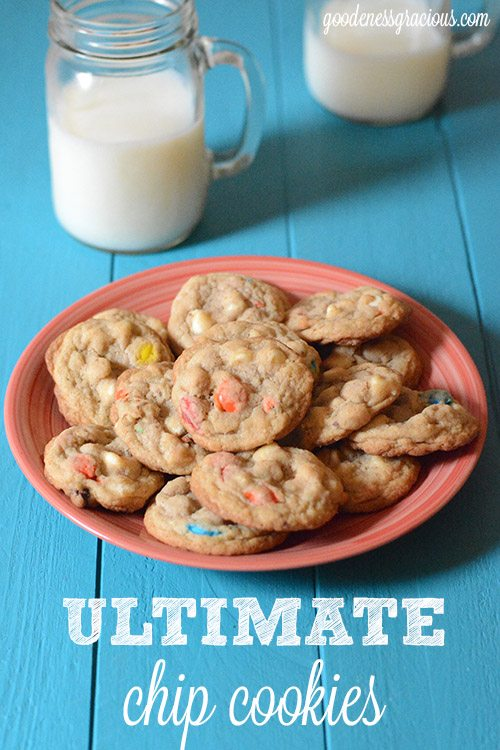 THE Best Cookie Combo of Flavors