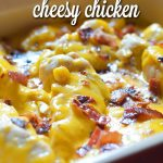 Cheesy Chicken Potatoes