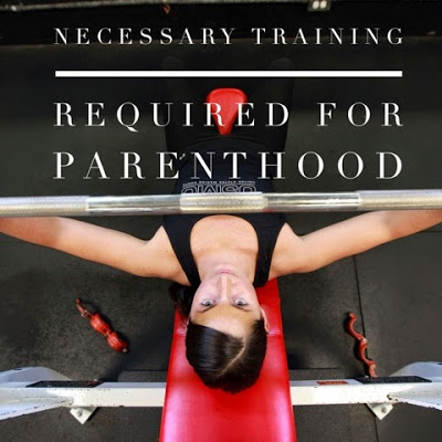 Necessary Training Required for Parenthood: