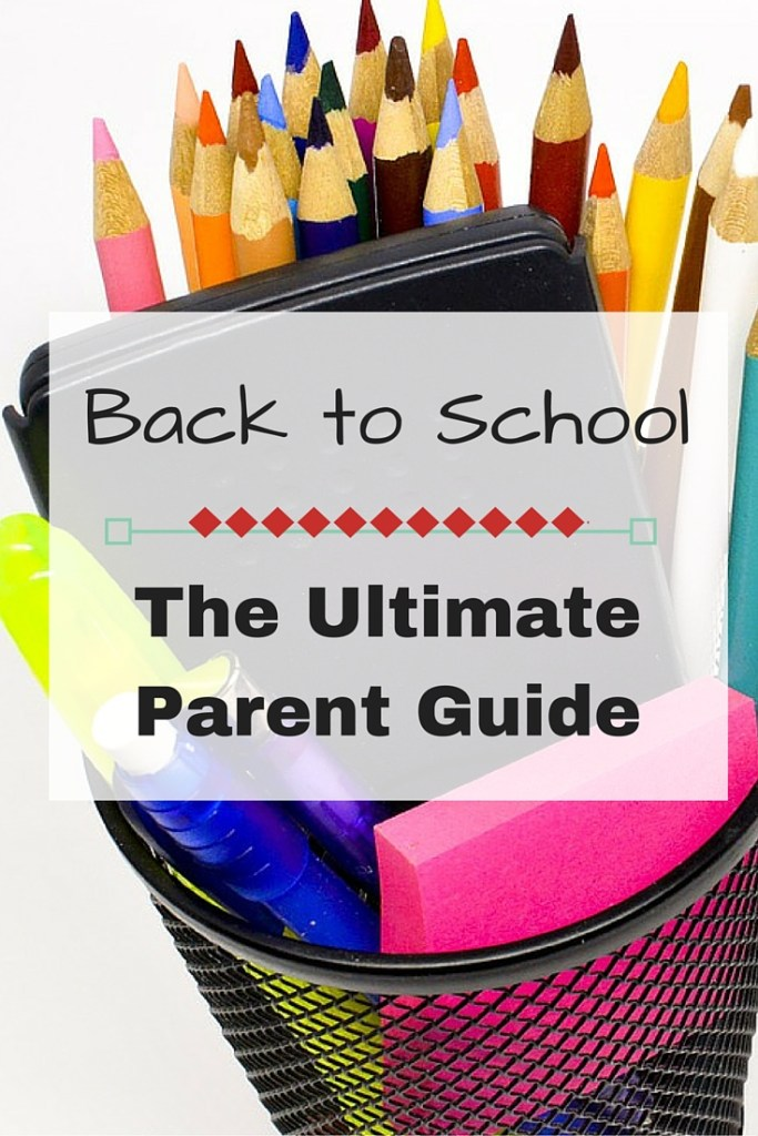 Back to school can be a intimidating for parents as it is for kids! Eliminate the stress with this simple tips to the best year yet!