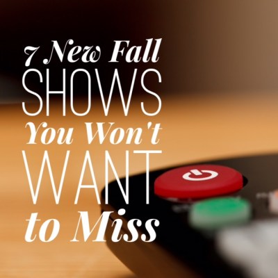 7 Fall Shows You Won't Want to Miss