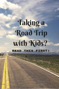 Best Road Trip Activities for Kids