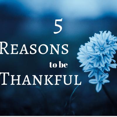 Gratitude: 5 Occasions to Show Appreciation