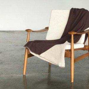 Newly - Roja Whipstitch Throw Blanket